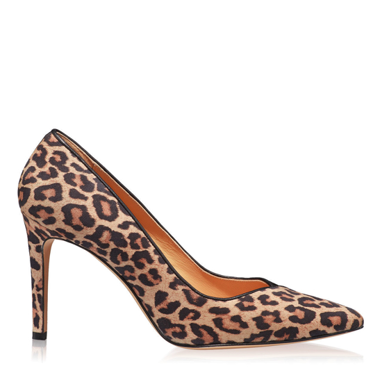 Pantofi Eleganti Dama Betty Animal Print F1