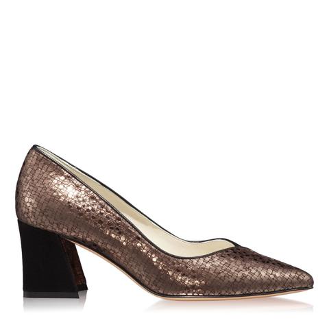 Pantofi Eleganti Dama Betty Camoscio Domino 02 F1
