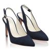 Pantofi Eleganti Dama Candy Blue F2