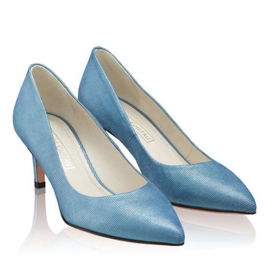 Pantofi Eleganti Dama Anne Blue Sky F2