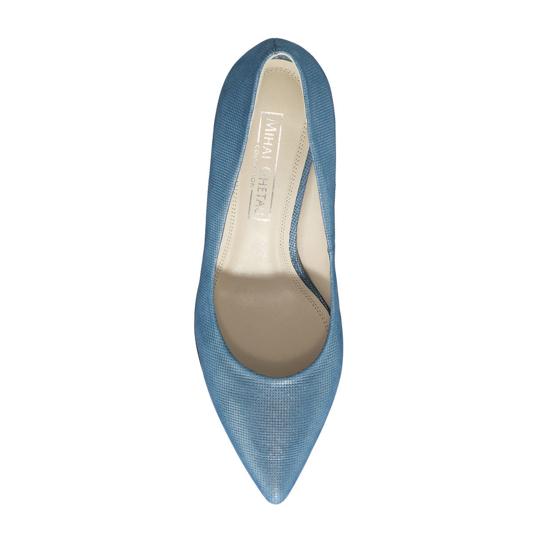 Pantofi Eleganti Dama Anne Blue Sky F4