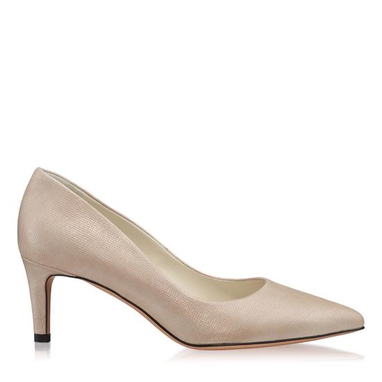 Pantofi Eleganti Dama Anne Nude Oro F1