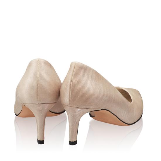 Pantofi Eleganti Dama Anne Nude Oro F3