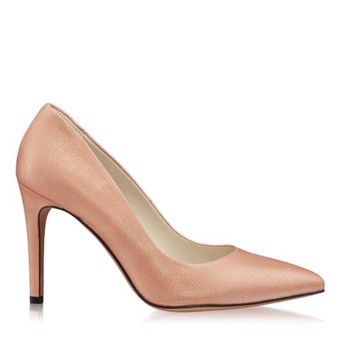 Pantofi Eleganti Dama Anne Roz Oro F1
