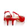 Pantofi Eleganti Dama Candy Rosu 03 F3