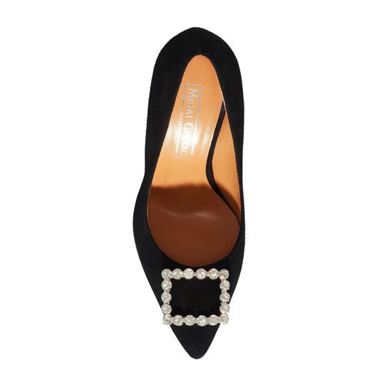 Pantofi Eleganti Dama Anne Negru F4