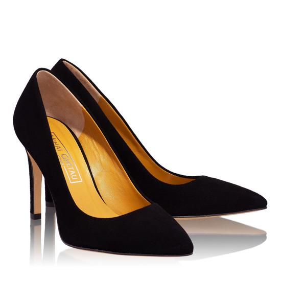Pantofi Eleganti Dama Anne Negru 07 F2