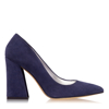 Pantofi Eleganti Dama Anne Blue 03 F1