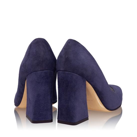 Pantofi Eleganti Dama Anne Blue 03 F3