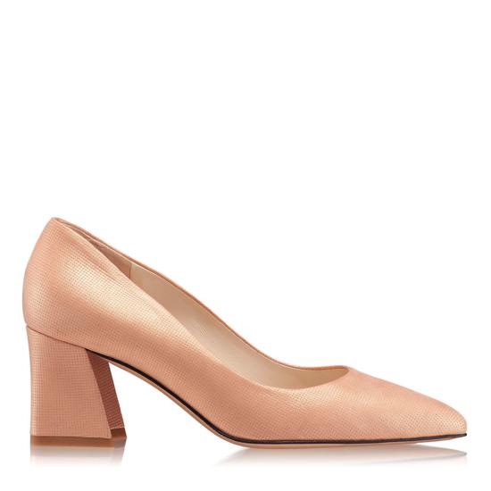 Pantofi Eleganti Dama Anne Roz Oro 03 F1