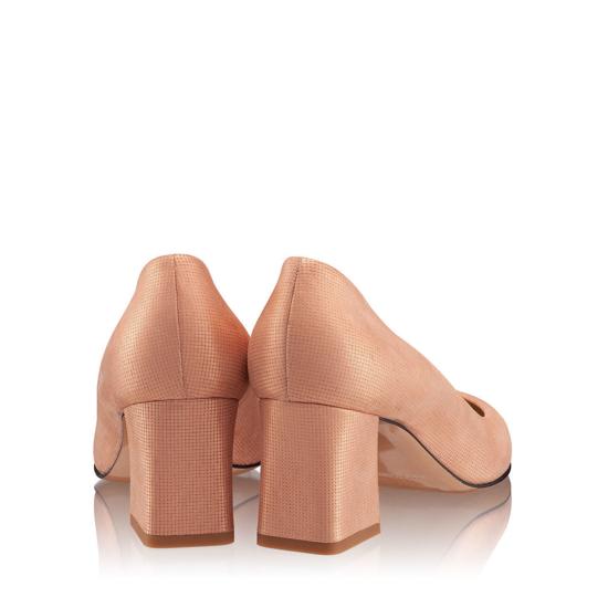 Pantofi Eleganti Dama Anne Roz Oro 03 F3
