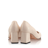 Pantofi Eleganti Dama Anne Gri Oro F3