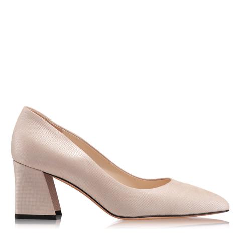 Pantofi Eleganti Dama Anne Nude Oro 03 F1