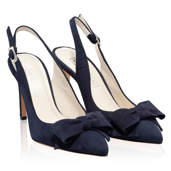 Imagine Pantofi Eleganti Dama Candy Blue 9-2-01