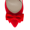 Imagine Pantofi Eleganti Dama Candy Rosu 9-2-01