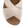 Imagine Sandale Dama Confort Xenia Alb