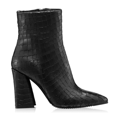 Imagine Botine Dama Negru 245