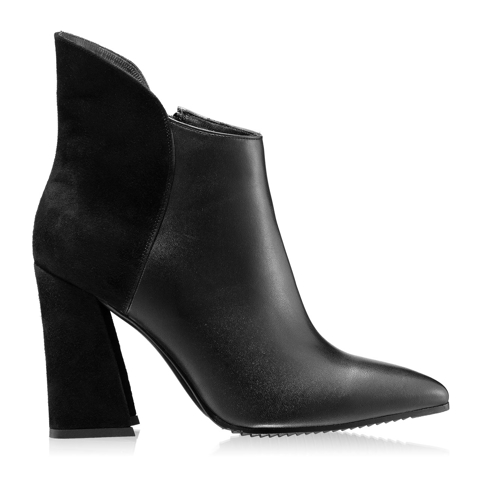 Imagine Botine Dama Negru 248